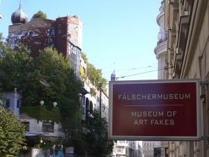 © Fälschermuseum