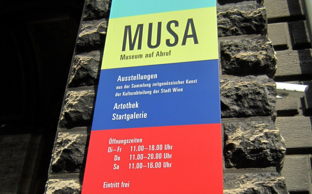 MUSA oder Museum auf Abruf