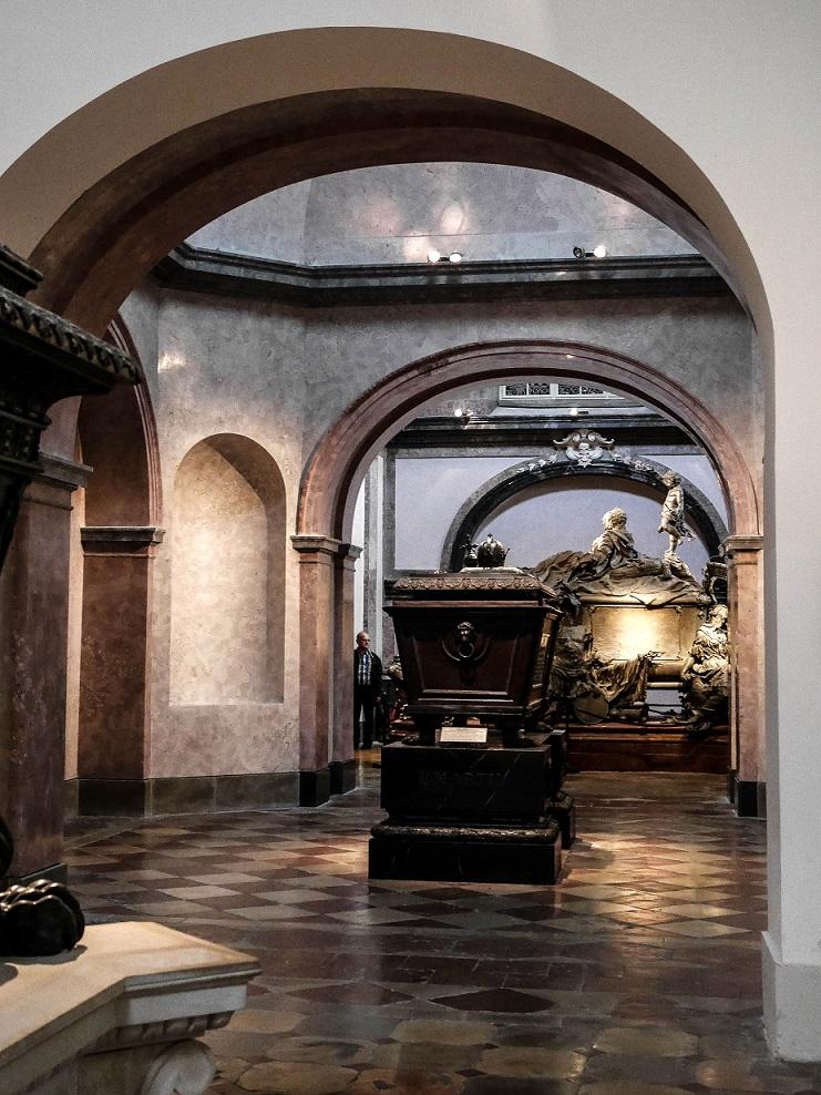 Sarkophag Franz I.