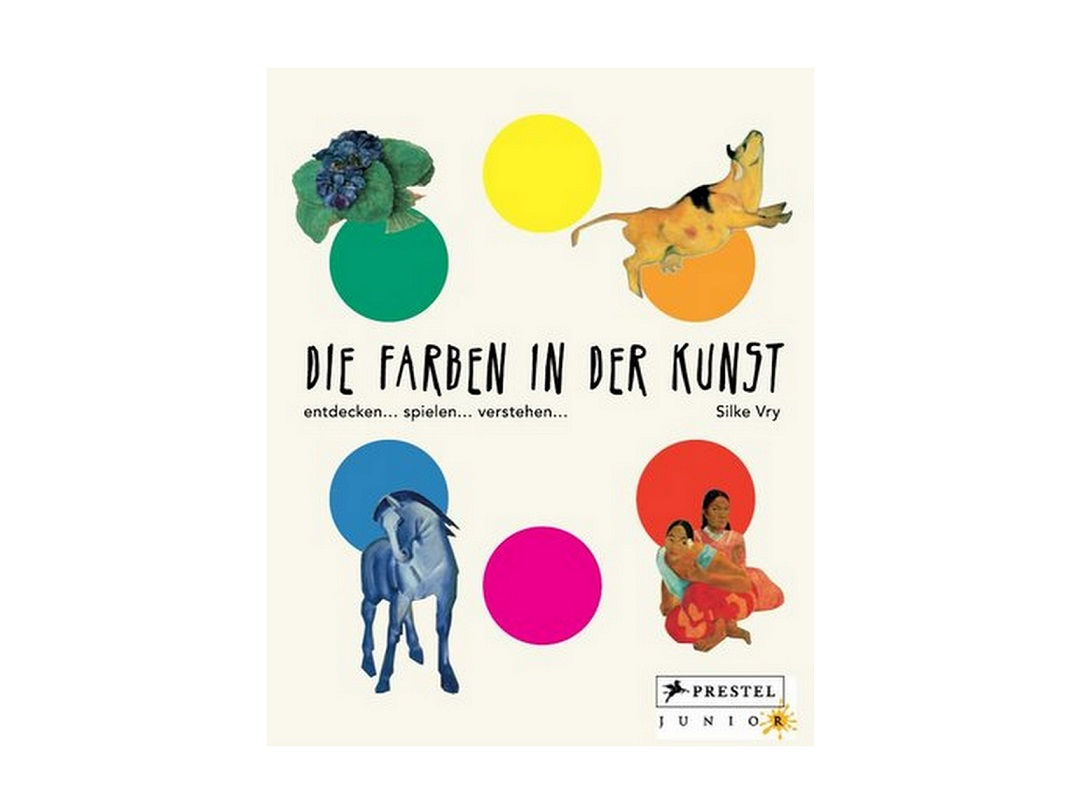 #artbookfriday – Die Farben in der Kunst von Silke Vry