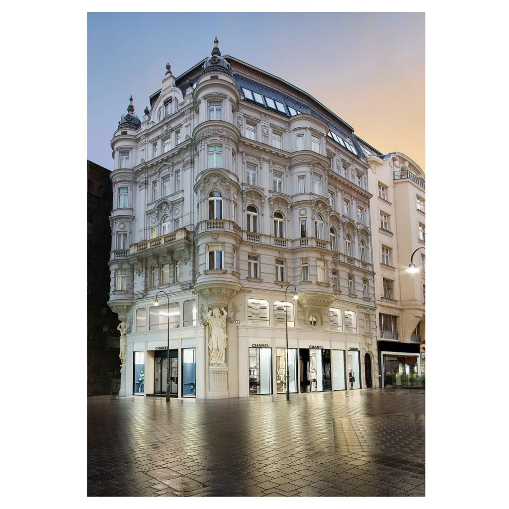 Chanel Store Vienna