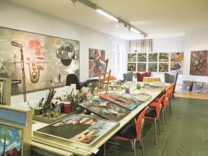 Tag des offenen Ateliers im Kunstmuseum Waldviertel
