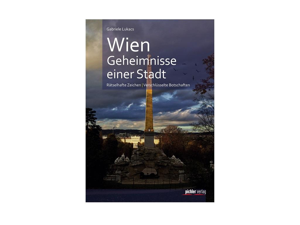 #artbookfriday – Wien – Geheimnisse einer Stadt Rätselhafte Zeichen – Verschlüsselte Botschaften