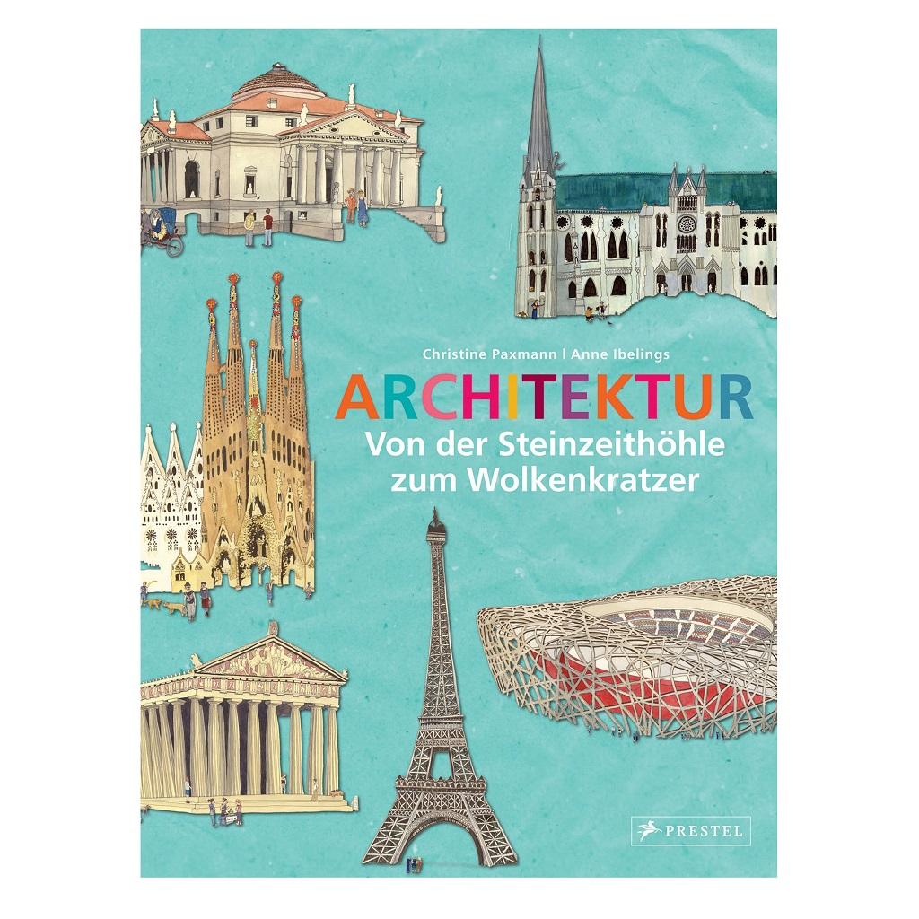 #artbookfriday – Architektur – Von der Steinzeithöhle zum Wolkenkratzer