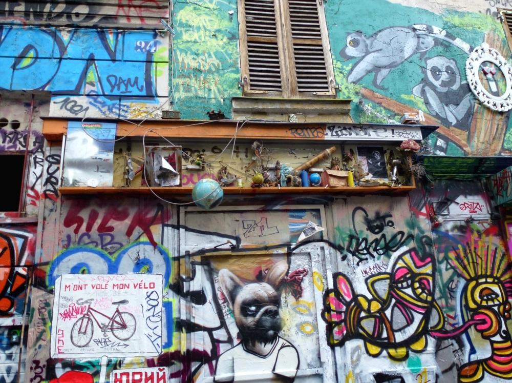 Rue Dénoyez | © Maria-Bettina Eich