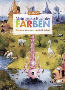 Kunst Mein grosses Buch der Farben von Doris Kutschbach