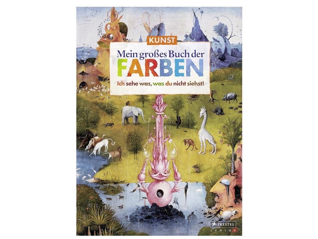 #artbookfriday – Doris Kutschbach – Kunst. Mein großes Buch der Farben