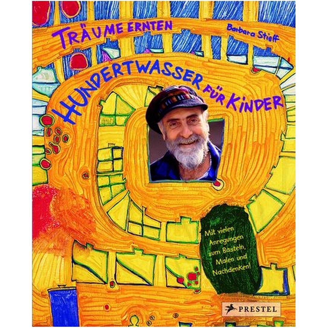 #artbooksforkids – Hundertwasser für Kinder