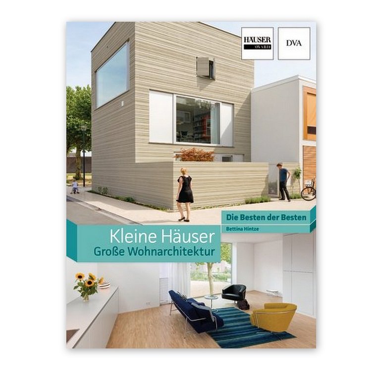 #artbook – Kleine Häuser – Große Wohnarchitektur